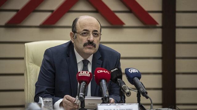 YÖK Başkanı: YKS ertelendi, üniversiteler uzaktan eğitime devam edecek