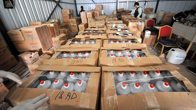 Bakan Soylu talimat vermişti: Koronavirüs fırsatçılarına 25 ilde 41 operasyon