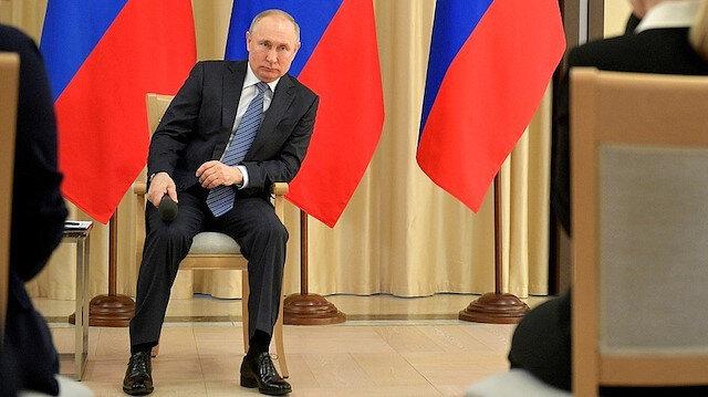 Rusya Devlet Başkanı Putin: 2-3 ay içerisinde koronavirüsü yeneceğiz