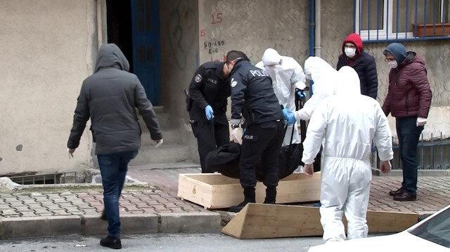 Sultangazi'de evinde ölü bulunan kadında koronavirüs şüphesi