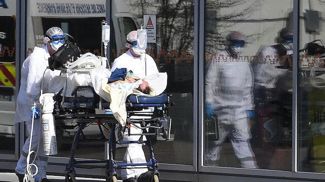 Fransa'da 16 yaşında bir çocuk koronavirüsten hayatını kaybetti: Ölenlerin sayısı 1696'ya yükseldi