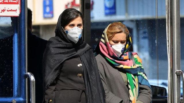 İran'da koronavirüsten 157 kişi daha öldü