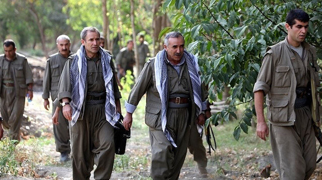 Koronavirüs PKK'ya sıçradı: Örgüt ya ölüme terk ediyor ya da canlı bomba olmaya zorluyor