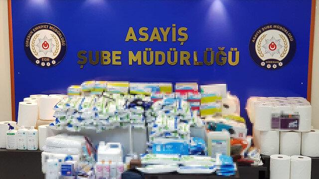 Hastaneden sarf malzeme çaldıkları iddia edilen 2 hasta bakıcı tutuklandı