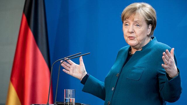 Almanya Başbakanı Merkel: Koronavirüs 2008 banka ve finans krizinden daha kötü