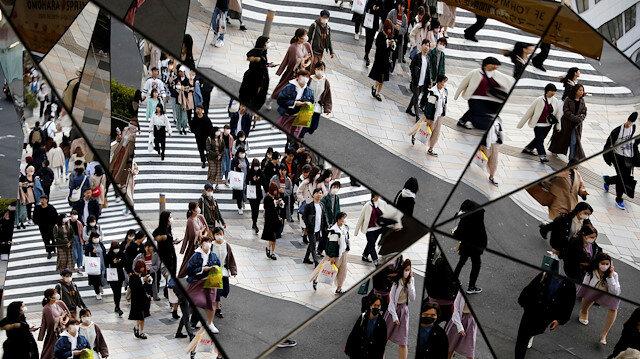 Tokyo'da bir günde rekor sayıda koronavirüs vakası: İlk defa bu kadar fazla tespit edildi