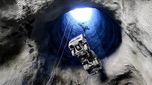 Dünyada ilk üçte: Türkiye'nin en yüksek baraj inşaatında 193 metreye ulaşıldı