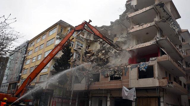Avcılar'da kentsel dönüşümde yıkım saatlerine 'koronavirüs ayarı'