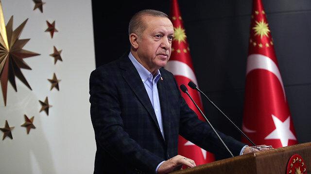 Cumhurbaşkanı Erdoğan: Rehavete kapılmayacağız çünkü karşımızdaki tehdit çok ciddidir