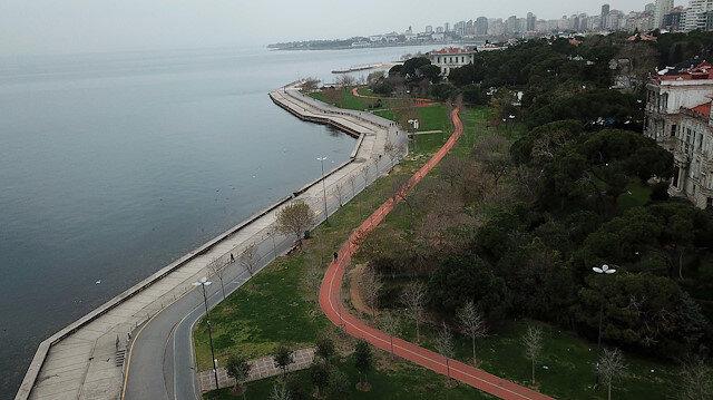 Uyarıların ardından İstanbul'da sahiller boşaldı