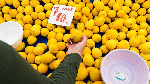 3 üründe fiyatlar uçuşa geçti: Limonun ihracatı durdurulabilir