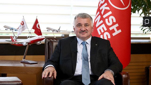THY Genel Müdürü Ekşi Ankara uçuşları için uyardı: 4 saat önce havalimanına gelinmeli