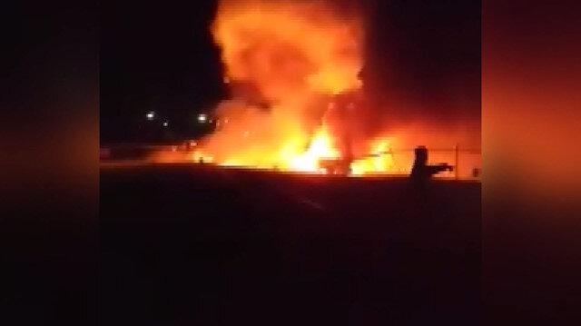 Filipinler'de uçak kazası 8 ölü