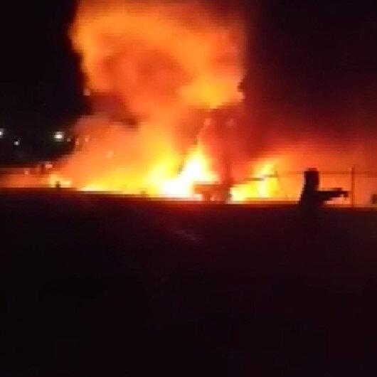 Filipinlerde uçak kazası 8 ölü