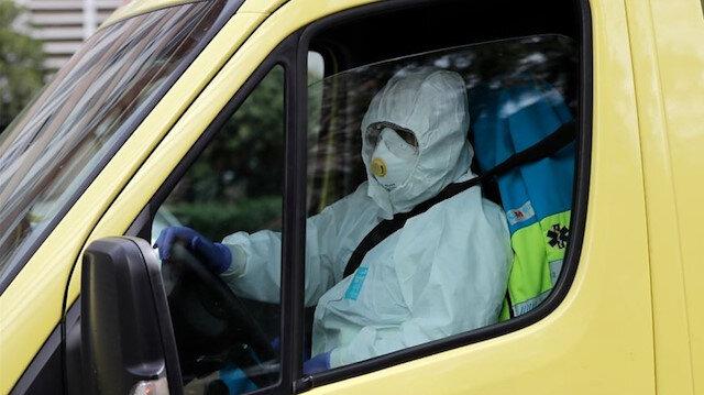 İspanya'da koronavirüste 812 kişi daha öldü