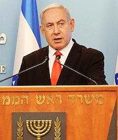 Netanyahu karantinada