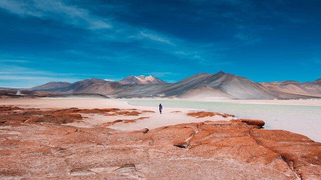 Dünyanın en yüksek çölü: Atacama