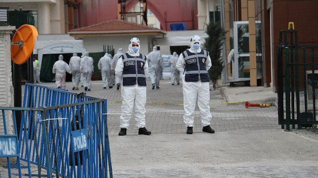 Ankara'da umrecilerin tahliyeleri ertelendi: Bazılarının 'koronavirüs' testleri pozitif çıktı