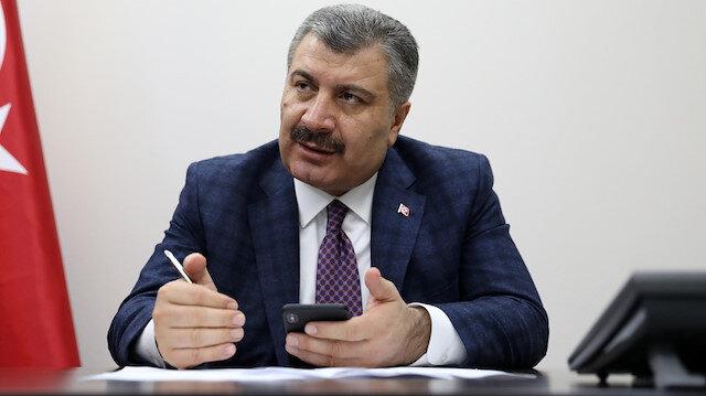 Sağlık Bakanı Fahrettin Koca 30 Mart tarihli koronavirüs verilerini açıkladı: Ölüm sayısı 37, vaka sayısı 1610