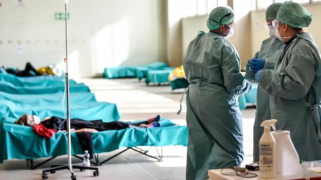 İtalya'da bir günde 812 kişi daha hayatını kaybetti: Toplam ölü sayısı 11 bini geçti