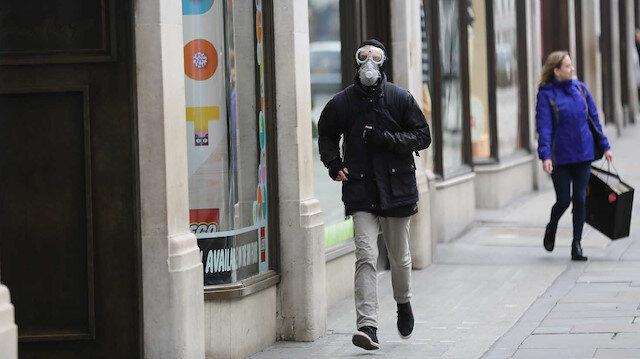İngiltere'de koronavirüs nedeniyle ölenlerin sayısı 1408'e çıktı