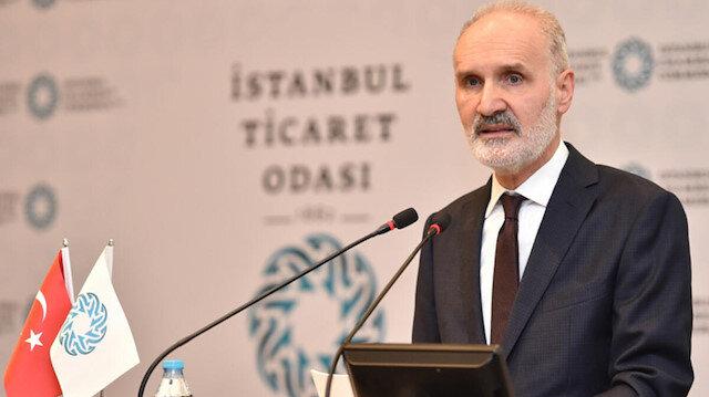 İstanbul Ticaret Odası Başkanı Avdagiç'ten Milli Dayanışma Kampanyası'na 5 milyon TL destek