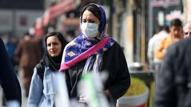 İran'da koronavirüsten ölenlerin sayısı 2 bin 757'ye yükseldi