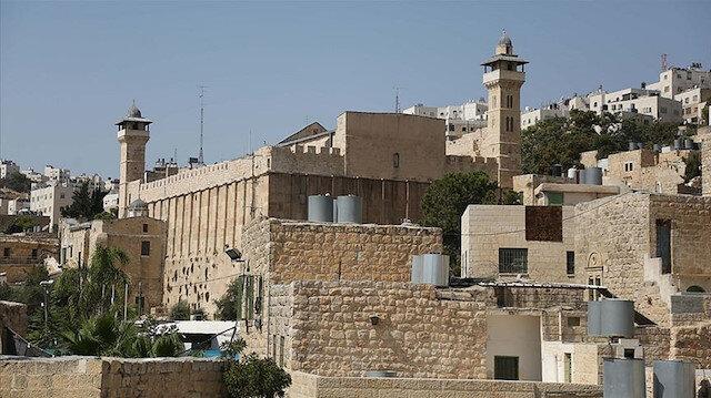 Filistin'den uyarı: İsrail Harem-i İbrahim'i tümüyle kontrol almaya çalışıyor