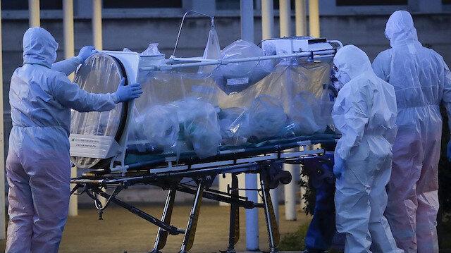 İtalya'da koronavirüsten ölenlerin sayısı 12 bini geçti