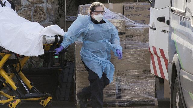Dünyada koronavirüsten ölenlerin sayısı 40 bini geçti