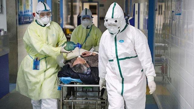 Fransa'da koronavirüs sebebiyle ölenlerin sayısı 3 bin 523'e çıktı