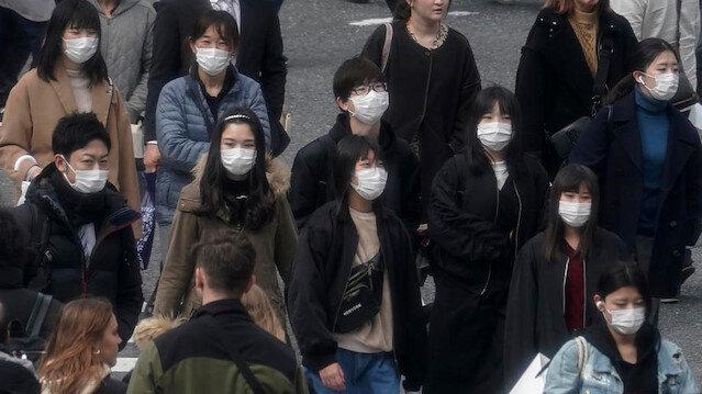 Japonya'da koronavirüs vaka sayısı 2 bin 719'a ulaştı