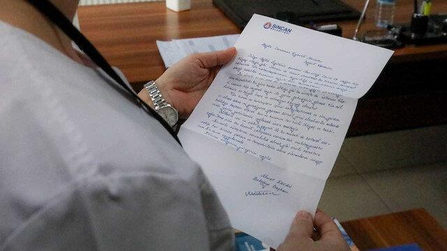 Başkan Murat Ercan'dan fedakar sağlık çalışanlarına mektup