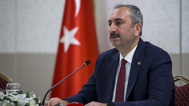 Adalet Bakanı Gül: İnfaz düzenlemesi çok geçmeden Meclis gündemine gelecek