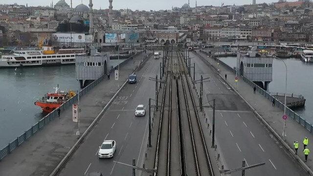 İstanbul'u hiç böyle görmedik