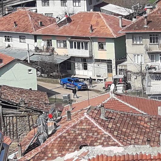 Uşak'ın Banaz ilçesinde bir köy karantinaya alındı