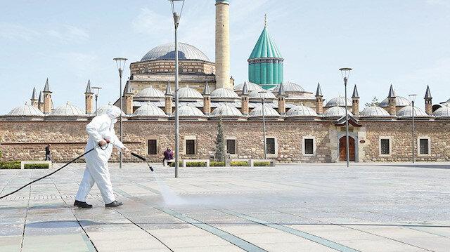 Konya Büyükşehir'den vatandaşa tam destek: İşsiz kalanların evlerinden 2 ay boyunca su ücreti alınmayacak