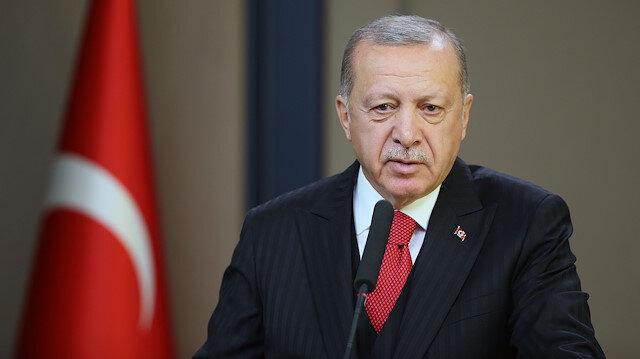 Cumhurbaşkanı Erdoğan: Cemil Taşçıoğlu'nu her zaman saygıyla yad edeceğiz