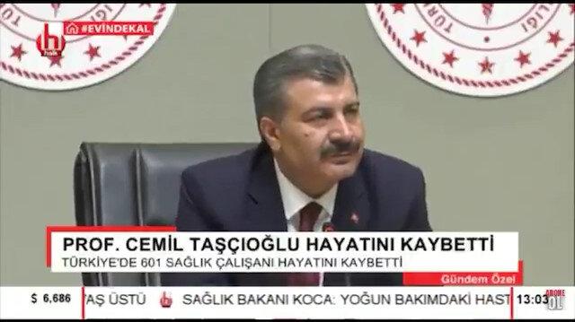 Halk TV'den bir provokasyon daha: 601 sağlık personelinin öldüğü yalanını ortaya attılar