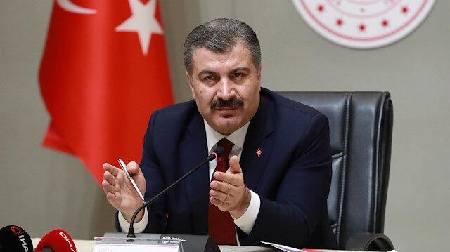 Sağlık Bakanı Koca, koronavirüs nedeniyle ölen Prof. Dr. Feriha Öz için başsağlığı diledi