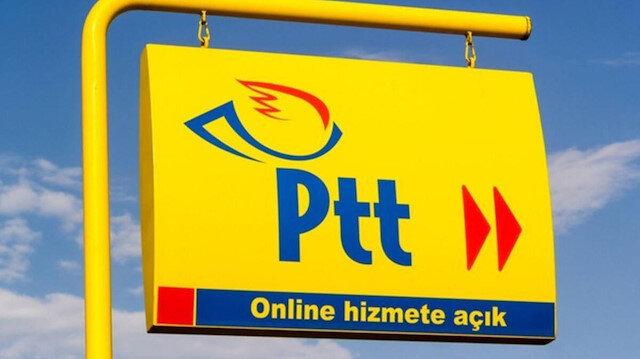 Yoğunluk yaşanan PTT şubeleri geçici olarak kapatılacak