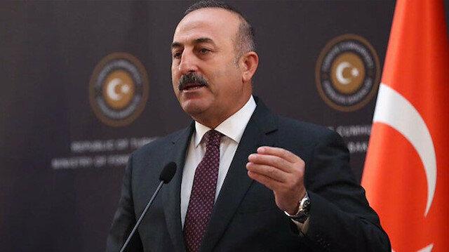 Mevlüt Çavuşoğlu gündemi değerlendirdi: NATO'dan tele-zirve