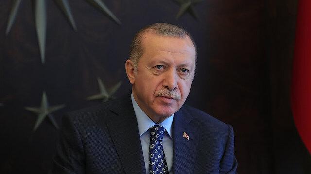 Cumhurbaşkanı Erdoğan: 20 yaş altına sokağa çıkma yasağı ve 31 şehre araç giriş-çıkışları kapatılmıştır