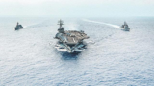 Virüs mektubu işinden etti: Uçak gemisinin kaptanı görevden alındı