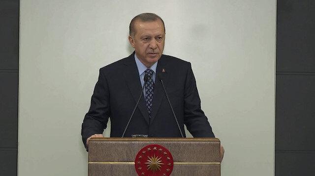 Cumhurbaşkanı Erdoğan kampanyayı sabote etmeye çalışan Kılıçdaroğlu'na sert tepki gösterdi