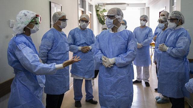 Vefat edenlerin yüzde 50'sinde en az iki yüzde 64'ünde ise bir kronik hastalık bulunuyor