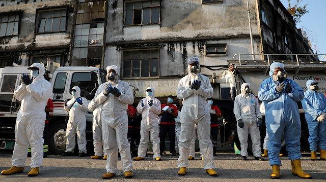 Malezya'dan koronavirüs açıklaması: Vaka sayıları bu ay zirveye ulaşabilir