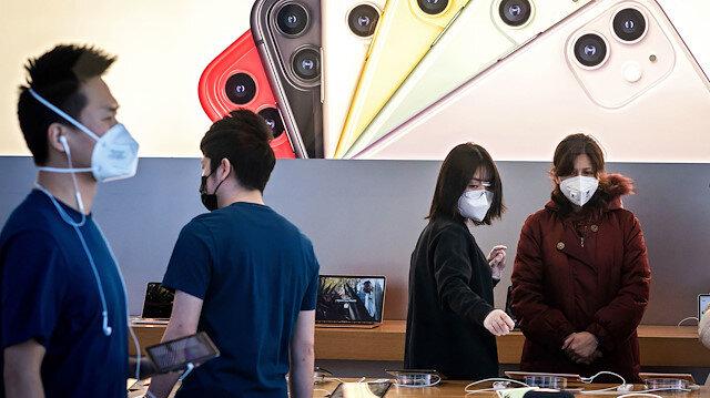 Koronavirüs, yeni akıllı telefonlar için de büyük tehdit oluşturuyor