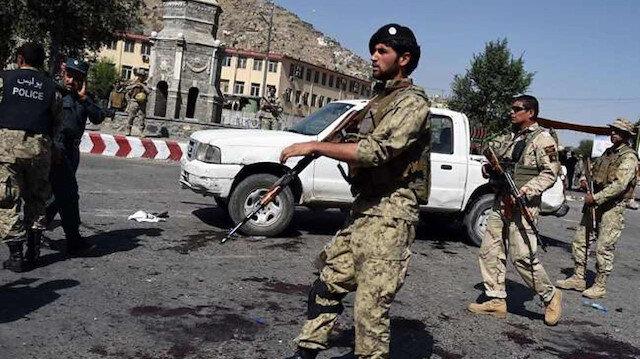 Afganistan'da Cumhurbaşkanı Gani'nin özel koruması öldürüldü