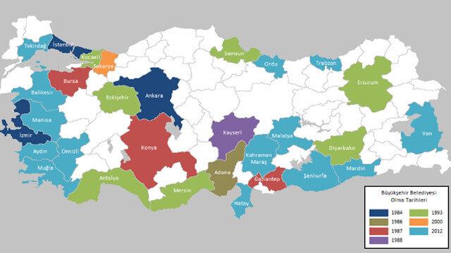 Giriş çıkışın yasak olduğu 31 şehre zorunlu olarak dahil olan 5 il: Oralara da kimse giriş çıkış yapamayacak